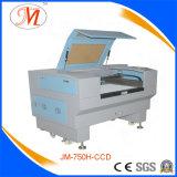 De Graveur van de Laser van de midden-macht voor de Producten van het Bamboe (JM-750h-CCD)