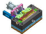 La lingotière de moulage mécanique sous pression avec la plus grande glissière - l'aluminium 30 : )