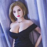 Кукла секса большого силикона TPE груди 165 реалистическая для человека