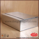 Flip Elégant Top Design Paperboard rigide pliable boîte-cadeau