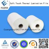 Pellicola di laminazione termica di nuovo tocco Prodotto-Morbido per la marca di Eko