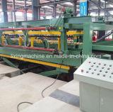 Het Staal Uncoiler van het metaal voor Besnoeiing aan de Machine van de Lengte