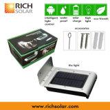 Indicatore luminoso solare di Eld di uso esterno con Rubberdesign impermeabile