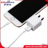 Carregador portátil do curso do USB do iPhone 6 dos acessórios do telefone móvel