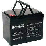 bateria profunda do ciclo de 12V 90ah para UPS 1.5kVA