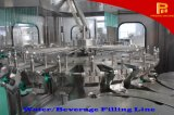 De automatische Machine van de Was, het Vullen en het Afdekken van het Mineraalwater voor de Fles van het Huisdier