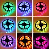 2017년 UL cUL ETL LED 지구는 SMD 5050 5630 3528, 5630의 LED RGB LED 지구 12V 24V 110V 220V 230V를 가진 유연한 지구 빛을 방수 처리한다