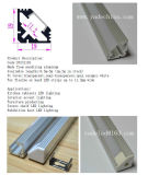 Wholesale LED aluminum extruding LED Strip Silver Anodized Aluminum of profiles