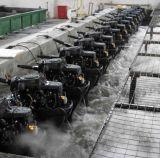 4ボートのための打撃15HPの超長いシャフトの海洋モーター