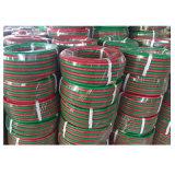 '' Tubo flessibile gemellare della saldatura En559/ISO3821 5/16 (grado R)