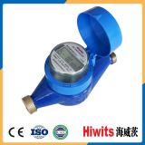 Fabricación del chino del precio bajo del contador del agua de la alta exactitud de Hamic