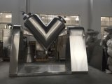 Misturador de tipo V de aço inoxidável para misturar Poweders secos ou grânulos