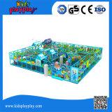 Спортивная площадка большого младенца типа моря крытая творческая с оборудованием гимнастики бассеина шарика крытый
