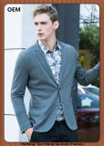 高品質の方法Silmの適当な人の100%年の綿の偶然のスーツ