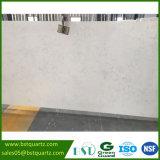 Lastra bianca acquistabile della pietra del quarzo di Carrara