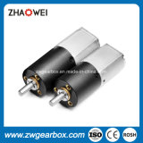 Low Rpm 12V Metal Shaft Coreless Gear Motor para Smarthome