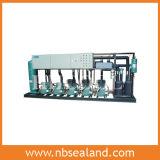 Unidad de condensación paralela semihermética del almacenaje grande de la carne