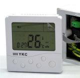 Rusia Inglés Idioma Manual de Instrucciones Digital de calefacción termostato de la caldera