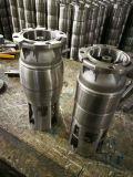 2HP 1500W zentrifugales Gleichstrom-Solarbewässerung-Pumpen-System