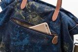 canvas Vintage 새로운 숙녀의 끈달린 가방 가죽끈, 물색 어깨에 매는 가방