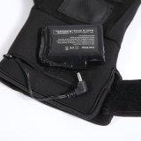 3개 수준 지적인 스위치 통제 재충전 전지 격렬한 방수 격렬한 장갑 스기 장갑 옥외 운동 장갑