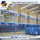 Нова Jiangsu поставщика пола мезонина стальной структуры
