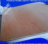 Contrachapado comercial para mobiliario y uso de embalaje