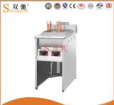 Macchina di vendita calda Sc-4hx della stufa di cottura dell'acciaio inossidabile. R