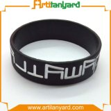 Kundenspezifischer hochwertiger SilikonWristband