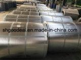 Hoja de acero galvanizada bobina de acero de las bobinas del soldado enrollado en el ejército