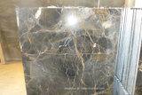 De Bruine Marmeren Plakken van de tulp voor de Tegels van de Bevloering/van de Muur/Countertops/de Bovenkant van de Ijdelheid
