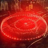 중국 직경 10m 대학 공원 음악 춤 LED 경수 샘