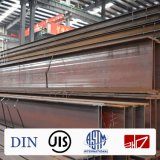 JIS標準ASTM Q345/S275/S355jr/Ss400 Hのビーム自在継手のビーム