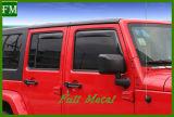2007-2017 voor Vizier van het Venster van de Ruzie van de Jeep het Grijze Onbeperkte 4dr