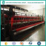 Fabricación de telas para la máquina de fabricación de papel