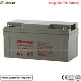 tiefe Gel-Batterie der Schleife-12V65ah für Energien-Speicher