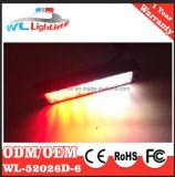 警察の表面のグリルの台紙Lighthead 6W