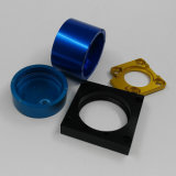 5-Achsen-CNC-Bearbeitung Aluminiumteile mit prompte Lieferung