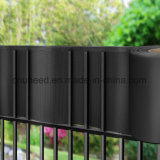 Ral7016 450g 19cm UVResistance pvc Strip Screen Garden Fence