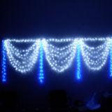 홈과 정원 점화를 위한 옥외 크리스마스 훈장 LED 커튼