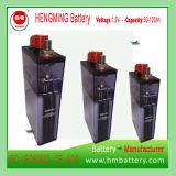 Batería industrial Ni-CD Gnc60 para el arranque del motor