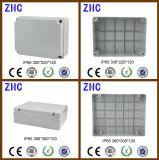 Приложение пластмассы рельса DIN водоустойчивого карбоната коробки 190*140*70mm аппаратуры поли погодостойкnNs