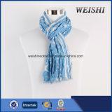 (WV2-3) 형식 색깔 15%Wool 85%Visco 남자 스카프