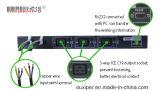 Schakelaar van de Overdracht van de Enige Fase van Ouxiper de Automatische (3-kring 120VAC 32AMP 3.84kw 2 Pool)
