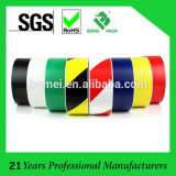 Nastro adesivo del pavimento del nastro della marcatura del pavimento del nastro d'avvertimento di sicurezza del PVC