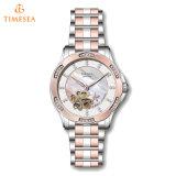 특별한 디자이너 Lady71169를 위한 자동적인 기계적인 손목 시계 다이아몬드 선물 시계