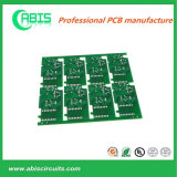 Tinta verde de una sola capa de PCB Junta