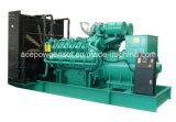 генератор 2000kVA/1600kw 50Hz США Googol тепловозный для промышленного