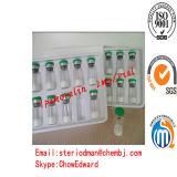Polvo humano de la hormona del péptido del crecimiento de la pérdida del Bodybuilding del material Ghrp-6 de la fuente química gorda del laboratorio