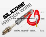 Conjunto de alambre de la ignición, terminales de componente de ignición fijados, piezas de automóvil para el vehículo de CNG/LPG